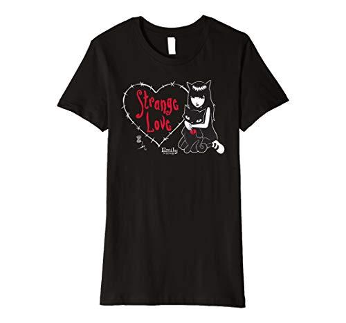 Emily The Strange Strange Love T-Shirt