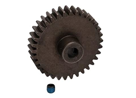 TRAXXAS 34T pinion gear (Japan import / The package and the manual are written in Japanese)