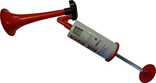 XtremeAuto® Hand Pump Emergency Air Horn - Great For Sporting Matches / Events