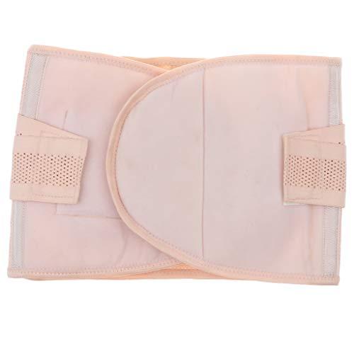 IPOTCH Rückenbandage Stützgurt für Bandscheibenvorfall oder Bandscheibendegeneration, geeignet für Sommer
