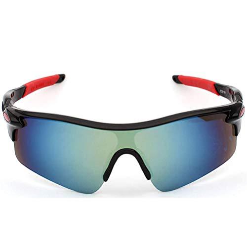 AMITD Fahrradbrille Outdoor Radfahren Sonnenbrille Männer Rennrad Mountainbike Brille Frauen Sport Fahrrad Brillen Anti UV400 Brille -