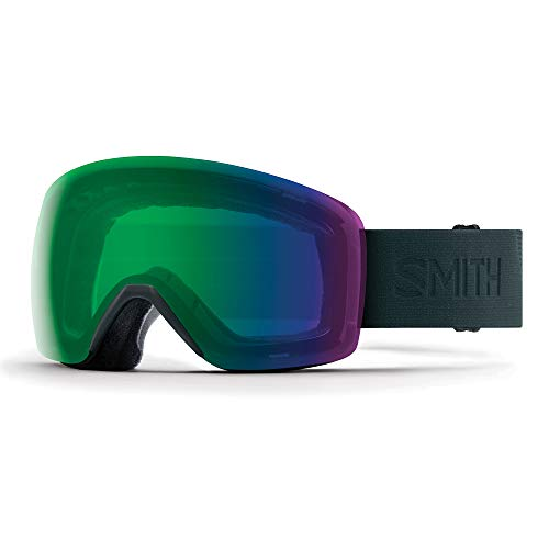 Smith Skyline Snow Goggle One Size Deep Forest Flood