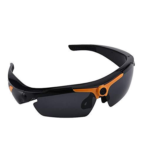 YUN GLASSES@ 1920x1080P HD Spion Kamera Brillen Sport Video Sonnenbrille Mini DV Camcorder Brillen mit SD-Karte