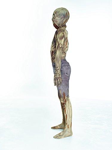 Imagen de morphsuits, disfraz infantil zombie, multicolor, 10  12 años/l alternativa