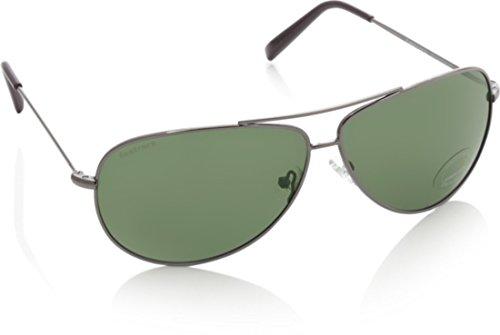 Fastrack Aviator Sunglasses (Gun Metal) (M130GR2P) image