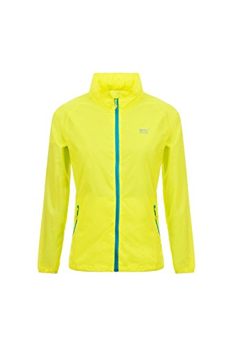Mac in a Sac Neon Unisex Waterproof Packaway Jacket