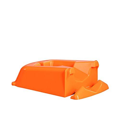 Börner Dockingstation für Zerkleinerer orange Küchenhelfer Gemüsehobel Kartoffelschneider Zubehör