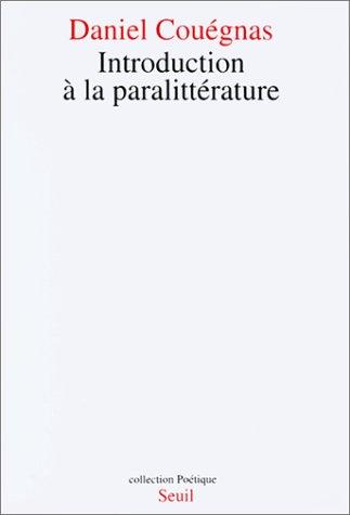 Introduction  la paralittrature