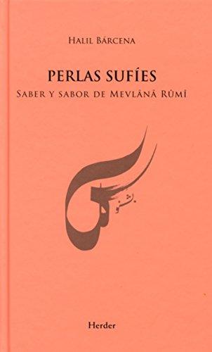 Perlas sufíes por Halil Bárcena