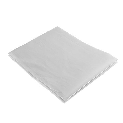 Dauerhafte und Schöne Abdeckplane für Billardtische, Staubschutz und Tischschutz für 9ft-Tische für Billard Club - Grau, 9ft / 2.8cm