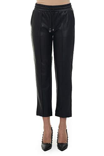 Guess Luigia W93B70WBG60 Pantalones para Mujer Negro XS