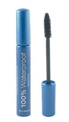 Rimmel 100 % Waterproof Mascara nero