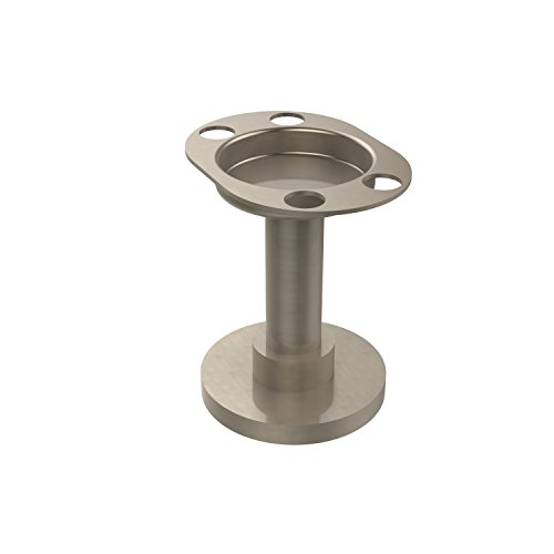 Allied Brass 955-PEW Zahnputzbecher/Zahnbürstenhalter, antikes Zinn Allied Zinn