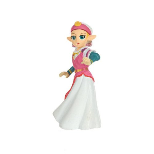 Preisvergleich Produktbild The Legend of Zelda Ocarina of Time 3D Princess Zelda 2in Mini Figur