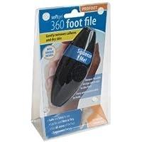 Profoot 360Fuß Datei Footcare entfernt Schwielen/Hornhaut Schnell & effektiv New 2Stück preisvergleich bei billige-tabletten.eu