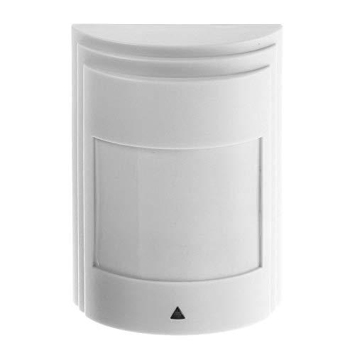 Shuangyu - Sistema de Alarma PIR para Interior (bajo Ruido, Alta sensibilidad, cableado por Infrarrojos)