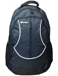 New Unisex Black Hi-tec Brighton Backpacks With 17.5lts Capacity. Nuevos Unisex Negro Hi-tec Mochilas Brighton Con Capacidad 17.5lts. - Black - Uk Sizes 1-1 Hi-tec - Negro - Tamaño De Uk 1-1 Hi-tec 3W3v1CQCR