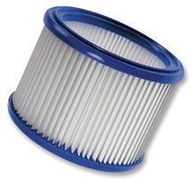 Nilfisk 302000490 Cylinder Vacuum Cleaner Filter – Vacuum Supplies (Cylinder Vacuum Cleaner, Filter, Blue, White, M, Aero 21/Aero 21 inoxydable, Aero 26, Aero 31 inoxydable, attix 50, attix 7, IVb 3 Series, IVb 7 x – ATEX type 2)