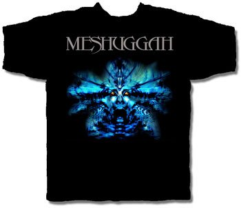 Meshuggah -  T-shirt - Uomo nero Medium