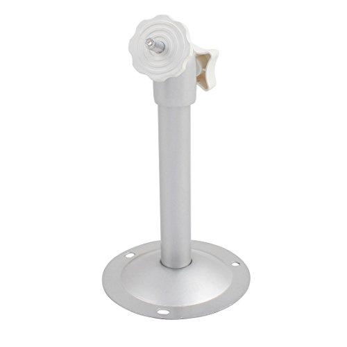 Miki&Co 9cm Durchmesser runde Basis 18cm hohe Sicherheit Kamera Aluminium Wandhalterung -