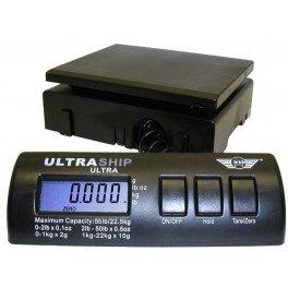 UltraShip 55 lb. Digital Postal Shipping & Kitchen Scale by My Weigh (Digital Waage 25 Kg)