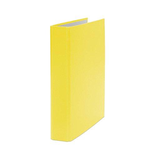 1 gris DIN A5 1 naranja y 1 lila. 1 amarillo 2 anillas 4 carpetas de anillas