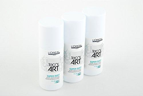L'Oréal TECNI.ART volume Super Dust 7g 3er Pack (3x7g)