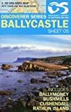Discoverer Map 05 Ballycastle (Irish Discoverer Series)