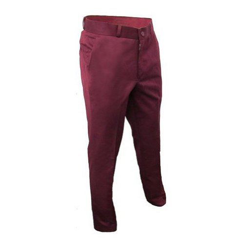 Sta Press Hose Mod/Indie/Skin Burgundy/Weinrot - 36