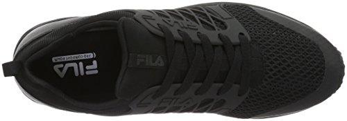 Fila Striker Low, Sneakers basses homme Schwarz (Black/Black)