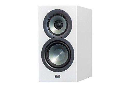 ELAC Uni-Fi BS U5 Weiss Lack Seidenmatt -Paar-