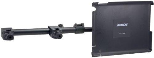 Arkon Custom Fit Apple iPad 432ausziehbar Auto Sitz Kopfstütze Halterung 2 Headrest Mount