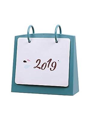 Pequeño Calendario De Escritorio Nuevo Y Portátil. Plan De Este Calendario. Office 2019. de 4290253031