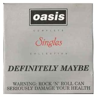 Complete Singles Collection: Definitely Maybe