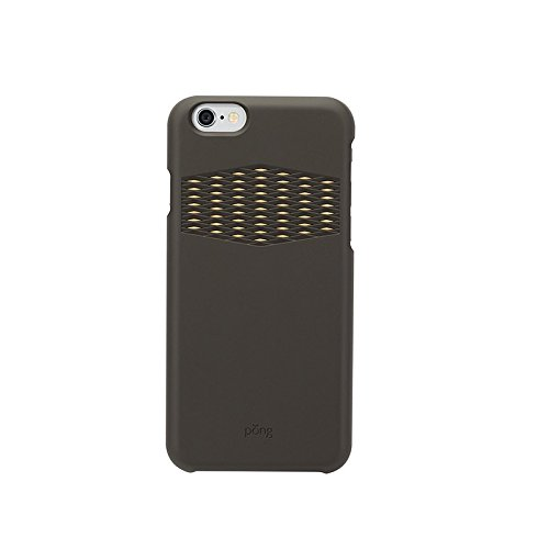 Pong Case Handyhülle, glatt, iPhone 6 Plus / 6s Plus, schwarz Cellular Signal Booster