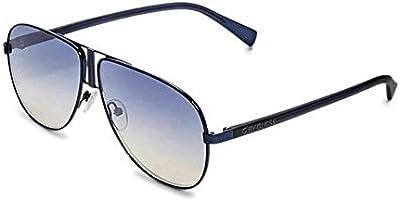 Guess GG2148-6191X Gafas de Sol, Azul, 61 para Hombre