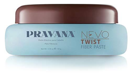 Pravana Pâte coiffante Fiber Paste - Texture malléable et éclat pour tous types de cheveux - 130 ml (4.38 oz)