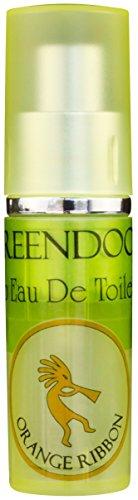 Greendoor Eau de Toilette EdT Orange Ribbon aus Bio Alkohol, Natur Parfüm, Naturkosmetik Herren aus der Manufaktur, Taschenzerstäuber mit Vaporisateur, natürliches Herrenparfum Herrenduft