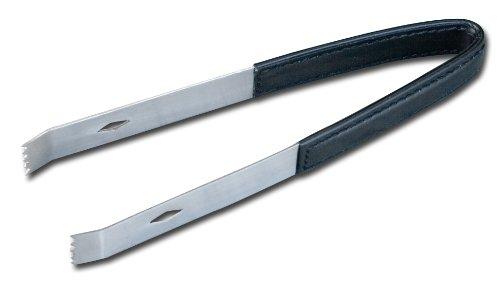 Dacasso–Pinzas para cubitos de hielo, color negro