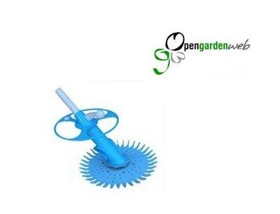 Opengardenweb Limpiador automático piscinas fuera Terra interrate con diafragma membrana para la limpieza del fondo