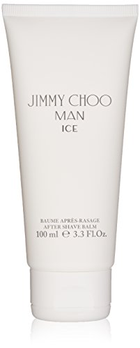 Jimmy Choo Man Ice Aftershave Balm, 1er Pack (1 x 100 ml)