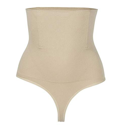 LPGYR Slimmerbelt Body Shaper Control Panties Slimmerbelt Hohe Taille Control Thong Butt Lifter Shapewear Dünne Gürtel Frauen Korsett Taille Trainer -
