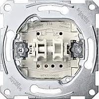 Schneider Electric MTN3715-0000 Interruptor de Persianas 10A