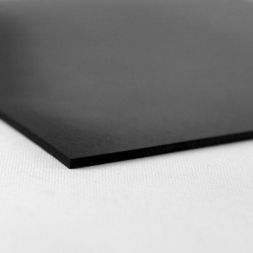 1m² Gummiplatte - Stärke: 3mm - 1,20m x 0,83m - NR/SBR
