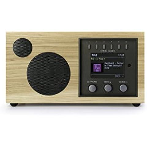 Como Audio Solo Noce (Singolo Stereo Cabinet)