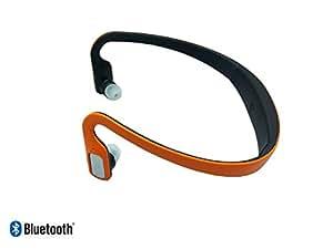 Ultra-Portable sans fil Bluetooth étanche avec haut-Parleurs stéréo actifs Runnig Sports Casque Ultra léger