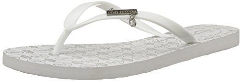 Juicy Couture - Lorri, Sandali Donna Bianco