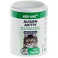 EBI-VET Augen-Aktiv Tabs Lachs mit Taurin 80g
