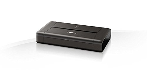 Top Canon PIXMA iP110 Portable Colour InkJet Printer + Extra Full Set Of Compatible Inks (Black 191 , C,M,Y 249 Pages) Online