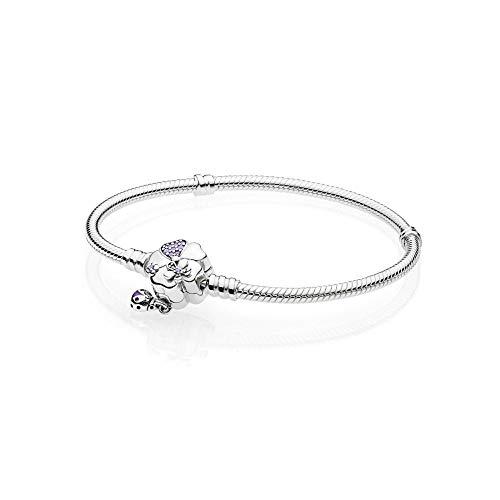 Pandora bracciale prato fiorito 18 cm